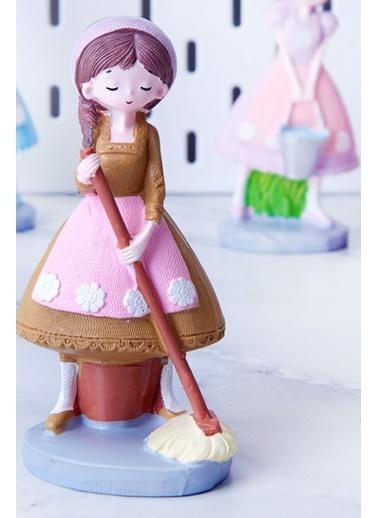 Funbou Biblo, Temizlikçi Kız Renkli
